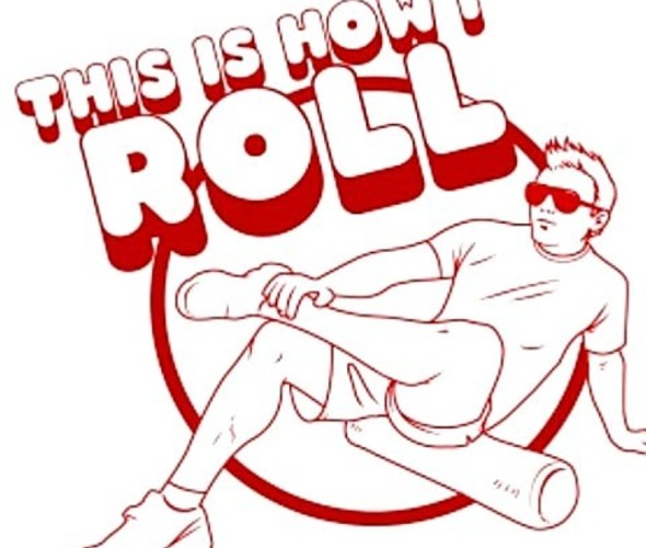 Foam Rolling Clinic - North Wales Tuesday, July 19th after group run