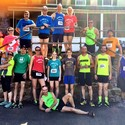 Great showing at the Camp Innabah 5K Trail Challenge!